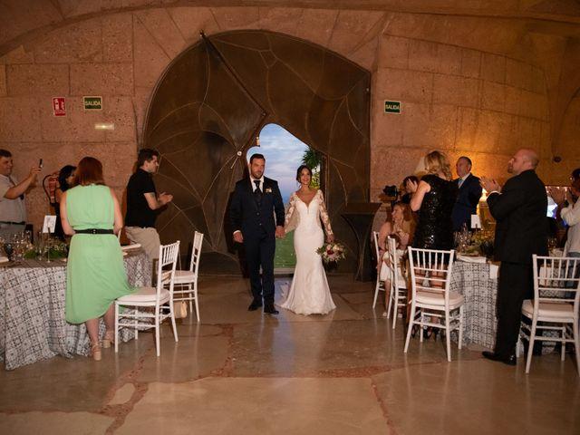 La boda de Jesús y María de los Ángeles en Jun, Granada 33