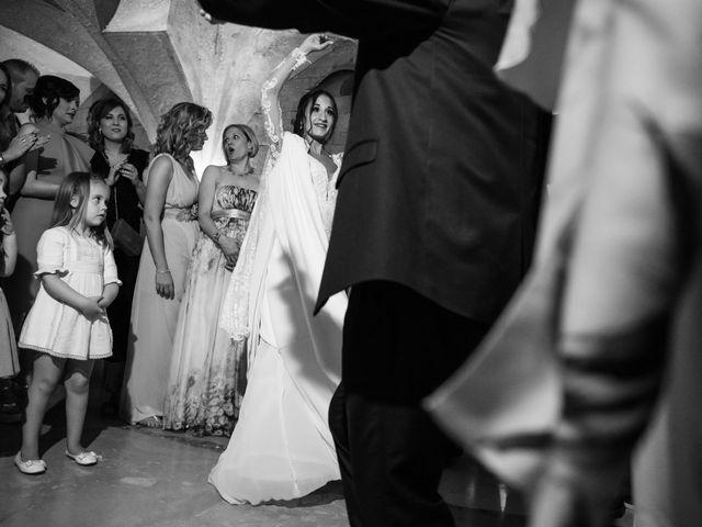 La boda de Jesús y María de los Ángeles en Jun, Granada 36