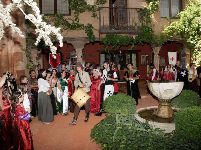La boda de Javi y Almudena en Ayllon, Segovia 1