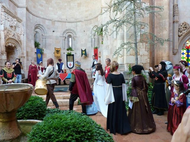 La boda de Javi y Almudena en Ayllon, Segovia 3