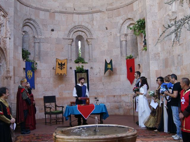 La boda de Javi y Almudena en Ayllon, Segovia 2