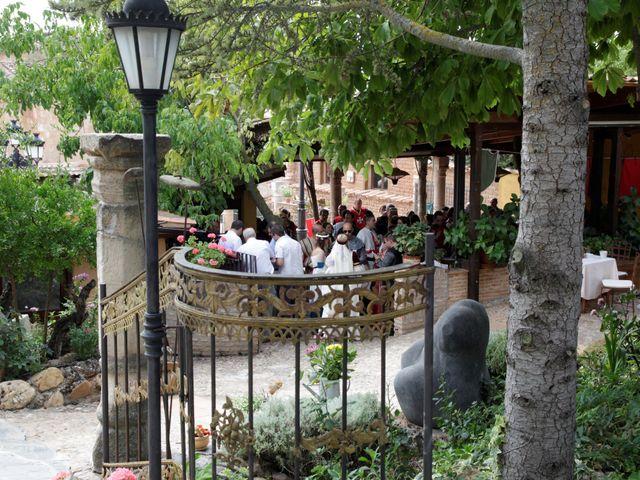 La boda de Javi y Almudena en Ayllon, Segovia 9
