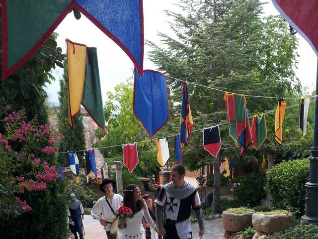La boda de Javi y Almudena en Ayllon, Segovia 11