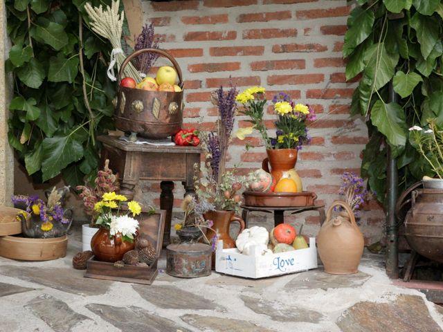 La boda de Javi y Almudena en Ayllon, Segovia 12