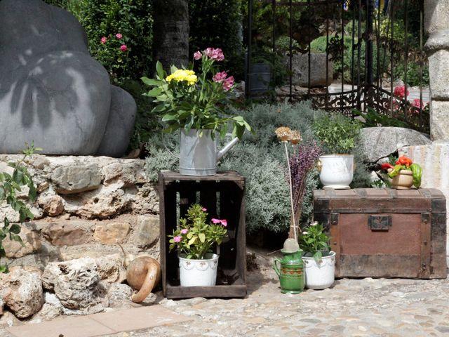 La boda de Javi y Almudena en Ayllon, Segovia 13
