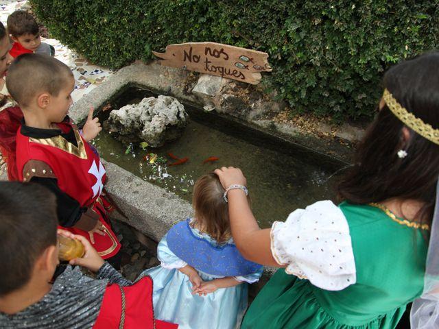 La boda de Javi y Almudena en Ayllon, Segovia 14
