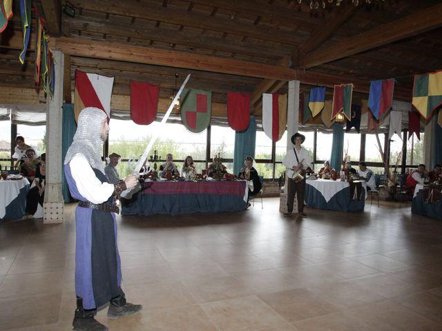 La boda de Javi y Almudena en Ayllon, Segovia 15