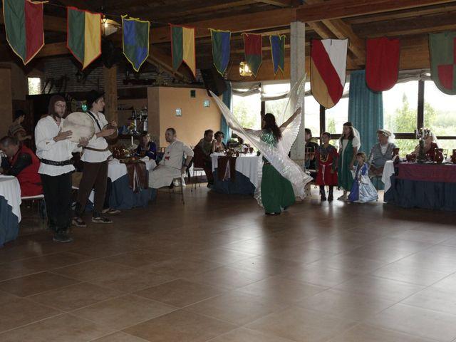 La boda de Javi y Almudena en Ayllon, Segovia 16