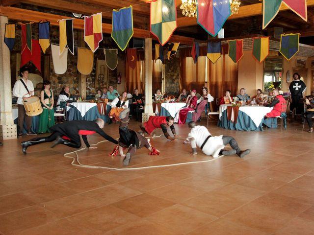 La boda de Javi y Almudena en Ayllon, Segovia 19