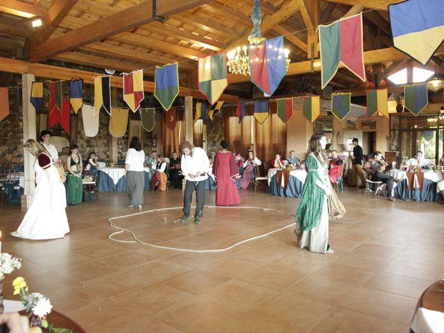 La boda de Javi y Almudena en Ayllon, Segovia 20