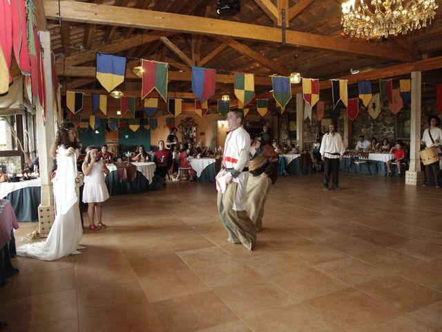 La boda de Javi y Almudena en Ayllon, Segovia 21