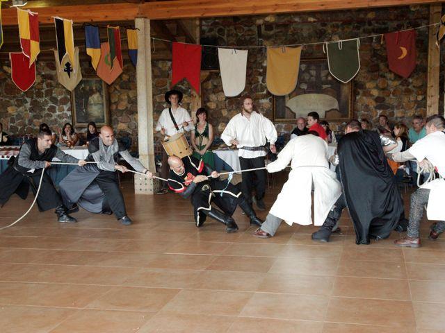 La boda de Javi y Almudena en Ayllon, Segovia 23