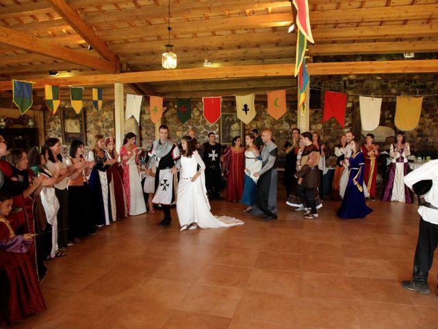 La boda de Javi y Almudena en Ayllon, Segovia 29