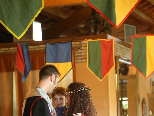 La boda de Javi y Almudena en Ayllon, Segovia 30