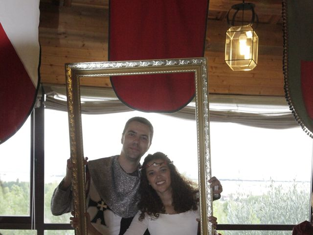 La boda de Javi y Almudena en Ayllon, Segovia 31