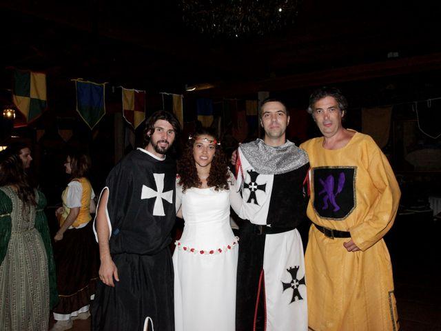 La boda de Javi y Almudena en Ayllon, Segovia 32