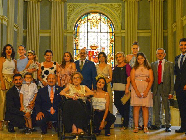 La boda de Ángel y Nancy en Murcia, Murcia 5