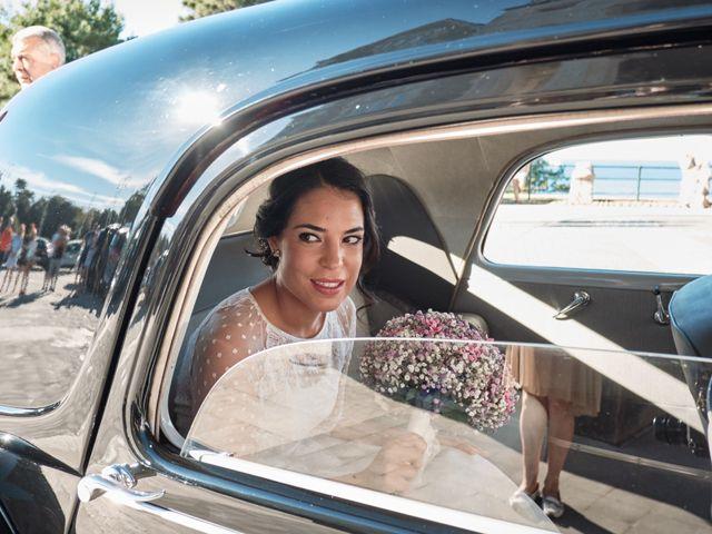 La boda de Javier y Alejandra en Santander, Cantabria 26