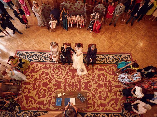 La boda de Javier y Alejandra en Santander, Cantabria 27