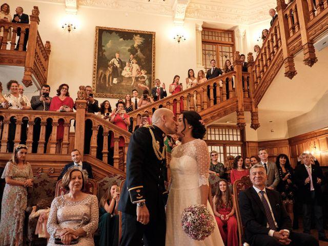 La boda de Javier y Alejandra en Santander, Cantabria 29