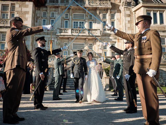 La boda de Javier y Alejandra en Santander, Cantabria 32