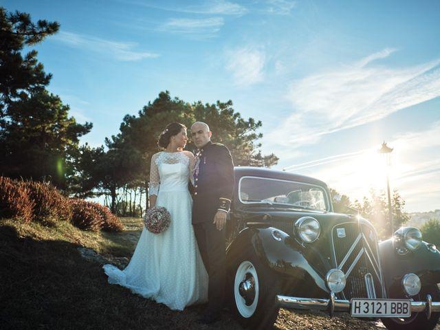 La boda de Javier y Alejandra en Santander, Cantabria 35