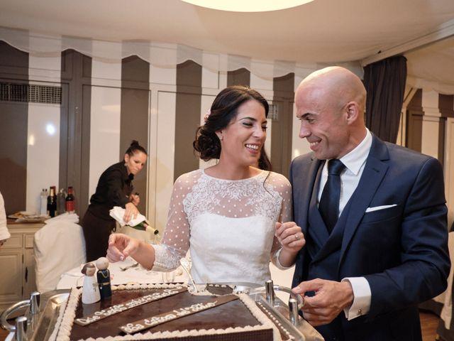La boda de Javier y Alejandra en Santander, Cantabria 43