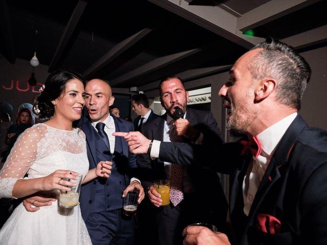 La boda de Javier y Alejandra en Santander, Cantabria 49