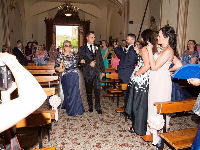 La boda de Jordi y Isa en Salou, Tarragona 11