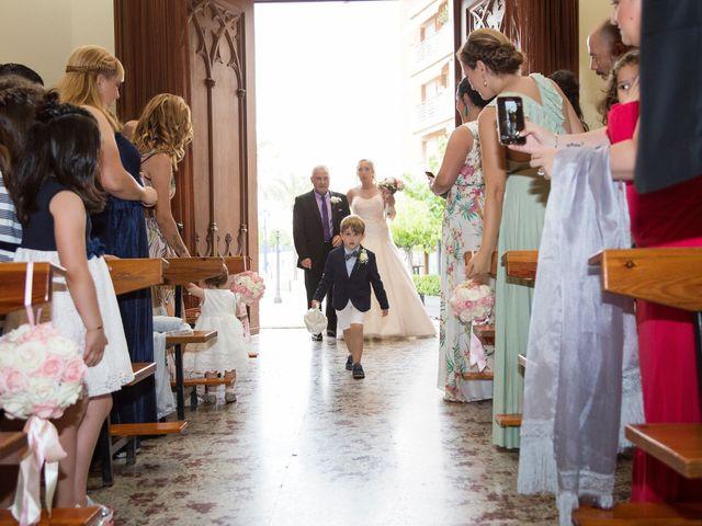 La boda de Jordi y Isa en Salou, Tarragona 13