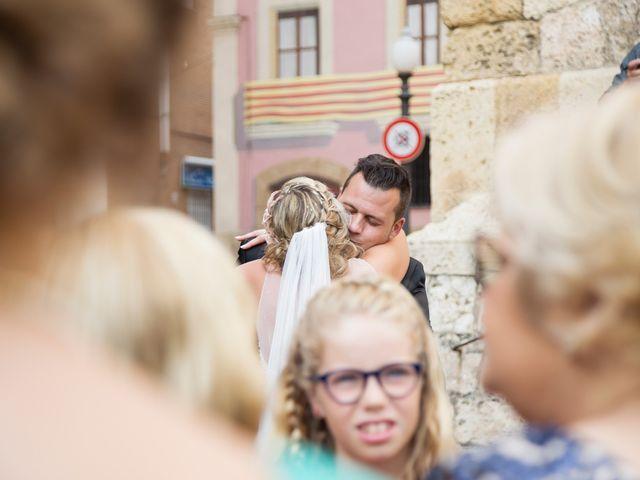La boda de Jordi y Isa en Salou, Tarragona 18