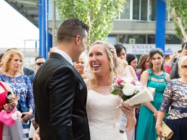 La boda de Jordi y Isa en Salou, Tarragona 19