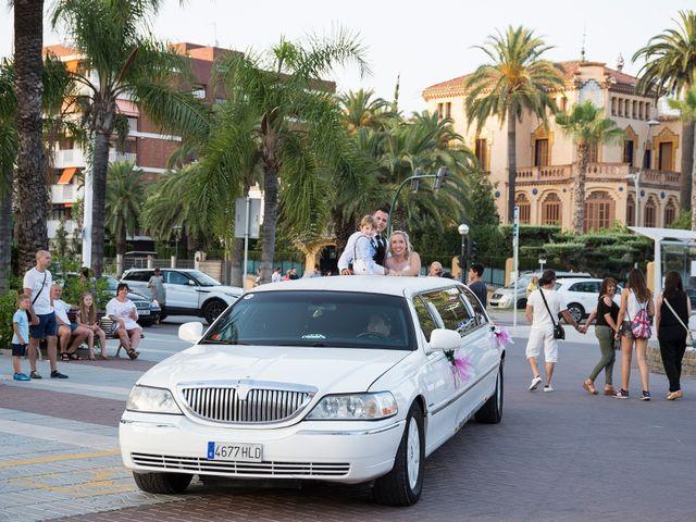 La boda de Jordi y Isa en Salou, Tarragona 21