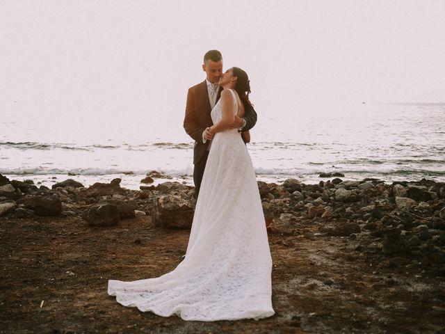 La boda de Óscar y Lidia en Arona, Santa Cruz de Tenerife 2