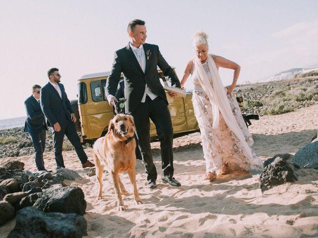 La boda de Óscar y Lidia en Arona, Santa Cruz de Tenerife 22