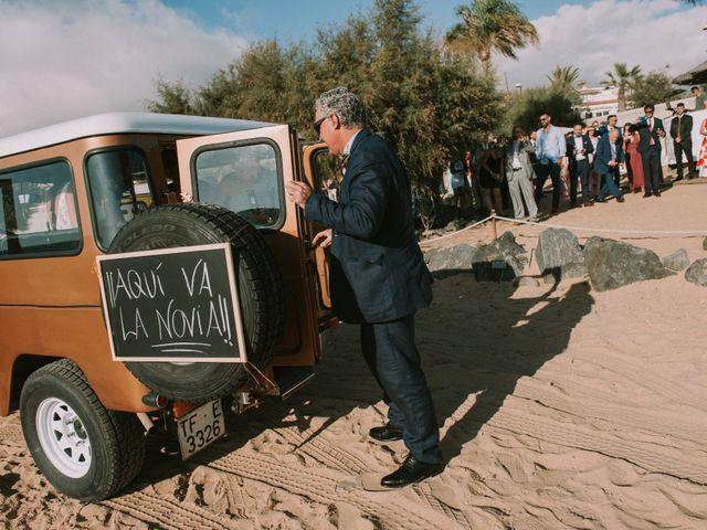 La boda de Óscar y Lidia en Arona, Santa Cruz de Tenerife 25