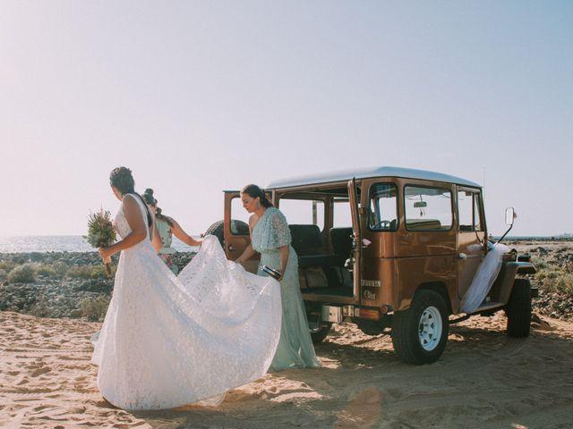 La boda de Óscar y Lidia en Arona, Santa Cruz de Tenerife 27