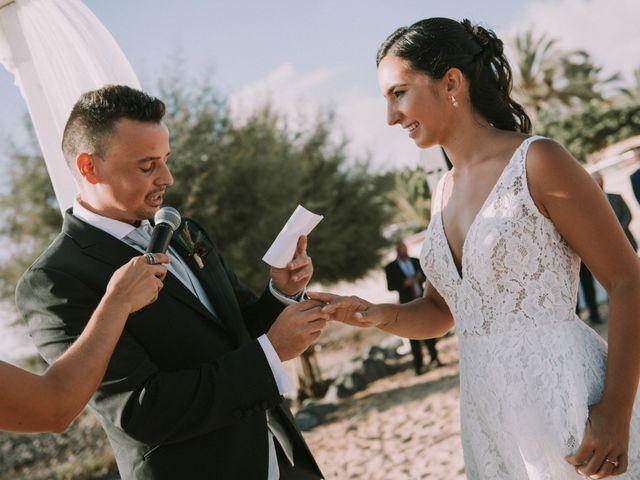 La boda de Óscar y Lidia en Arona, Santa Cruz de Tenerife 36