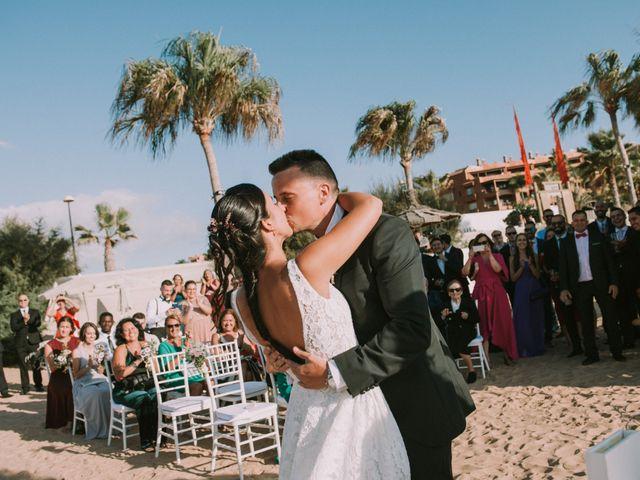 La boda de Óscar y Lidia en Arona, Santa Cruz de Tenerife 37