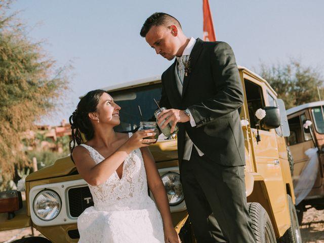 La boda de Óscar y Lidia en Arona, Santa Cruz de Tenerife 43