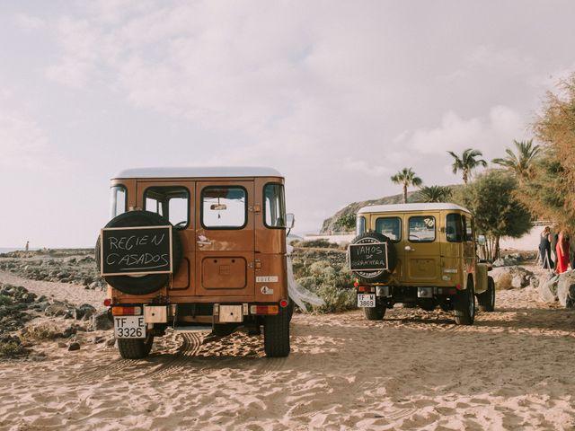La boda de Óscar y Lidia en Arona, Santa Cruz de Tenerife 44