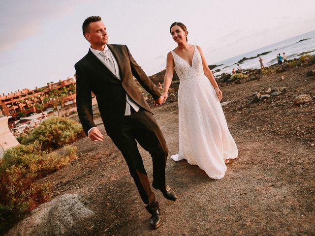 La boda de Óscar y Lidia en Arona, Santa Cruz de Tenerife 48