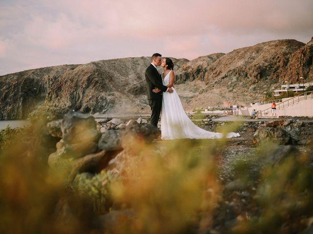 La boda de Óscar y Lidia en Arona, Santa Cruz de Tenerife 50