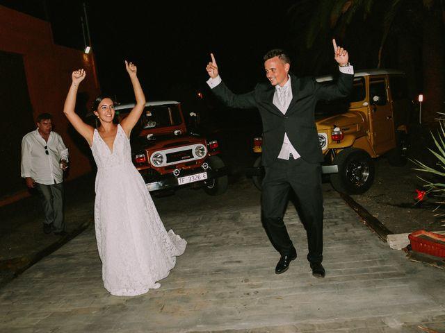 La boda de Óscar y Lidia en Arona, Santa Cruz de Tenerife 55