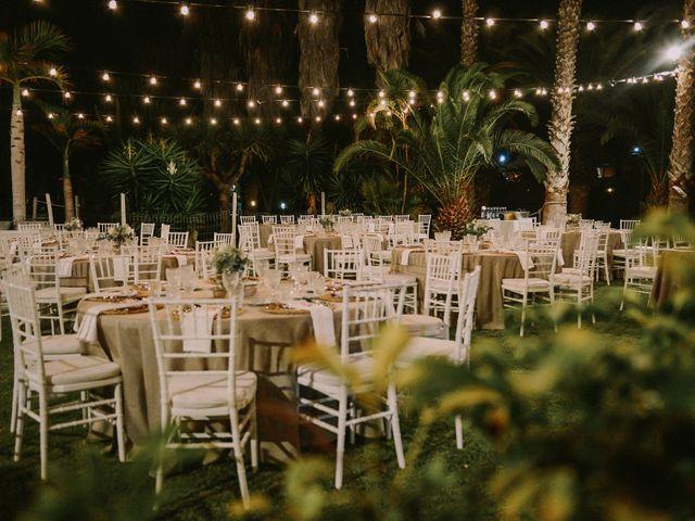 La boda de Óscar y Lidia en Arona, Santa Cruz de Tenerife 61