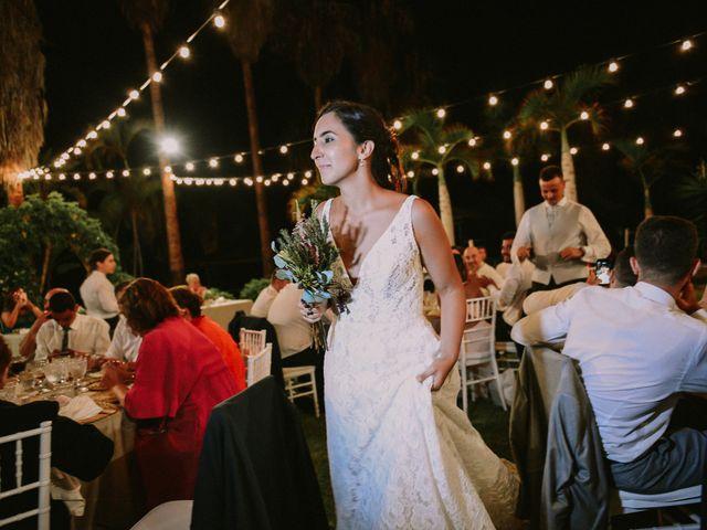 La boda de Óscar y Lidia en Arona, Santa Cruz de Tenerife 66
