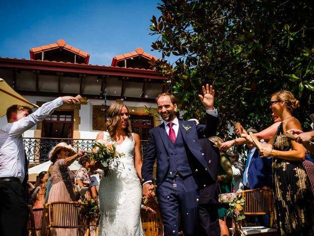 La boda de Leslie y David en Oiartzun, Guipúzcoa 4