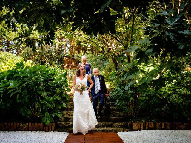La boda de Leslie y David en Oiartzun, Guipúzcoa 11