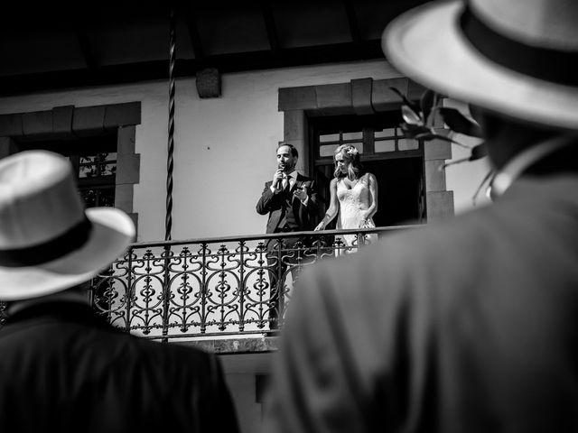 La boda de Leslie y David en Oiartzun, Guipúzcoa 21