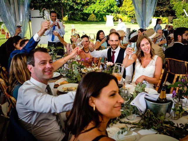 La boda de Leslie y David en Oiartzun, Guipúzcoa 22